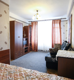 1-bedroom apartment, Piskarevsky prospect, 39